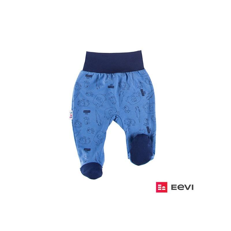 fafda488b21e96 Półśpioch SAWANNA niebieski/druk - Eevi