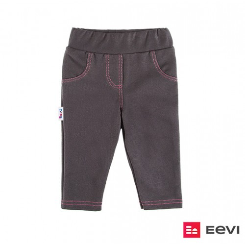 Trousers SAWANNA jeans graphite