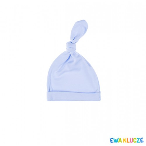 Czapka z węzełkiem CACTUS niebieski
