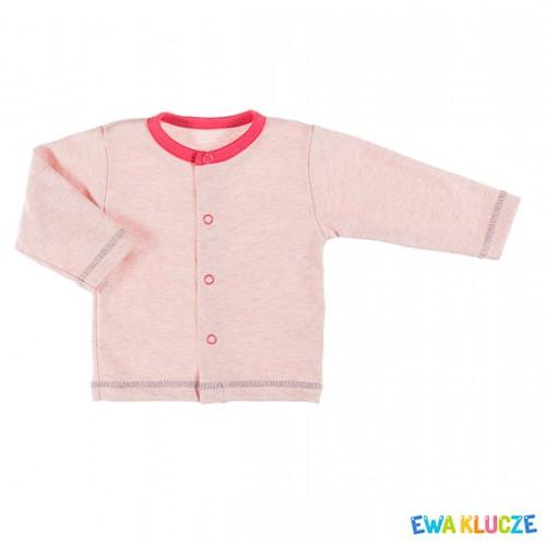 Kimono shirt EMU pink/melange