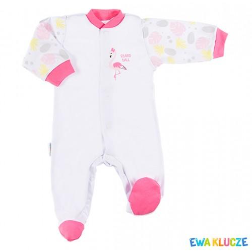 Sleepsuit FAMILY pink/print