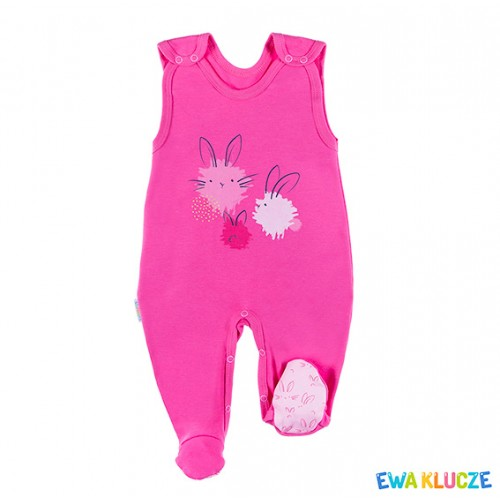 Romper suit LOVELY pink