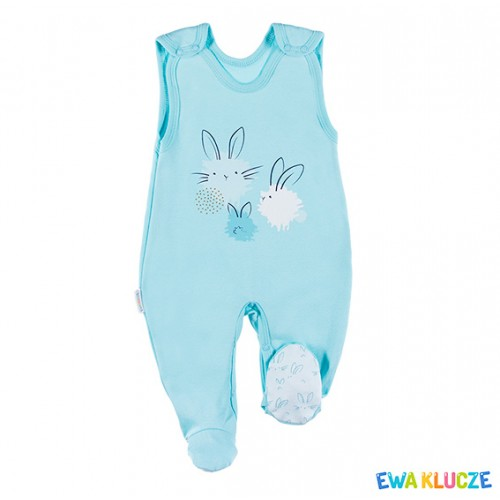Romper suit LOVELY turquoise