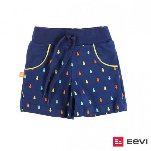 Shorts SUN navy/print