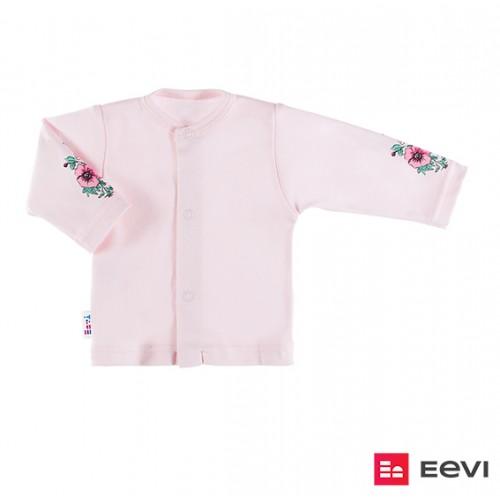 Kaftan FLOWER różowy