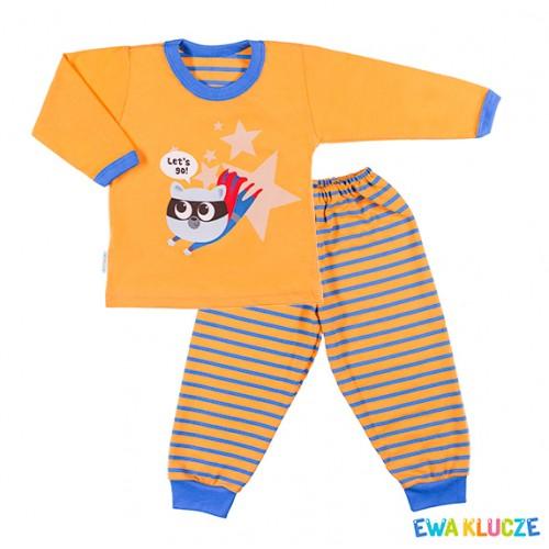 Pajamas COMICS orange