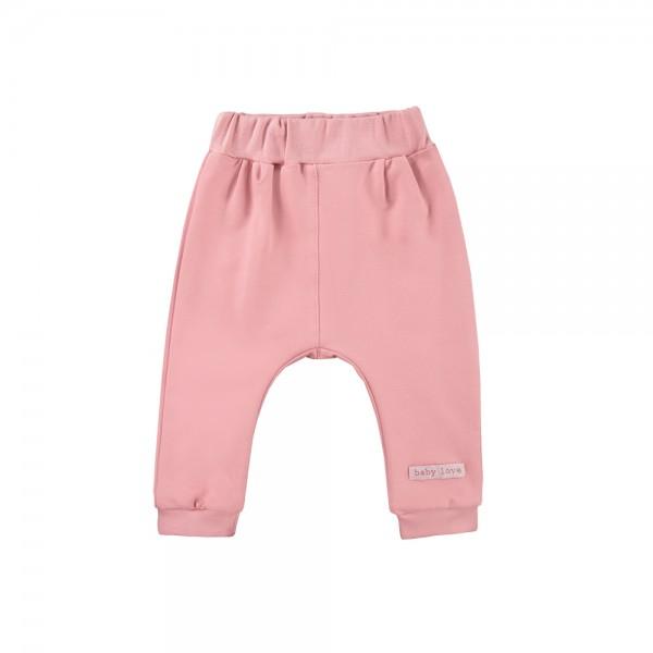 Spodnie dresowe SKY różowy