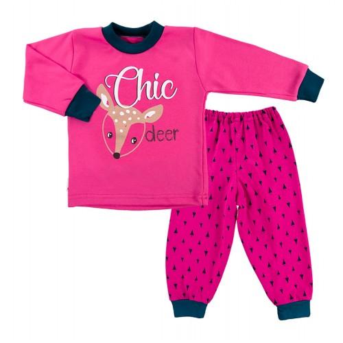 Piżama TRIP różowy